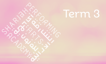 Term 3 – Children and Young Performers