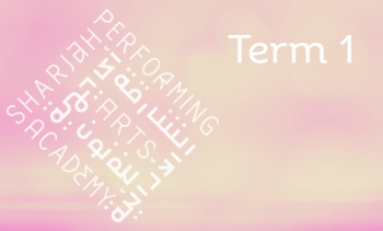 Term 1 – Children and Young Performers