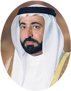 His Highness Sheikh Dr. Sultan bin Mohammed Al Qasimi