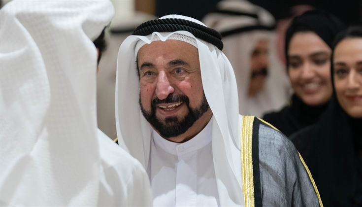 Ruler of Sharjah opens Sharjah Performing Arts Academy