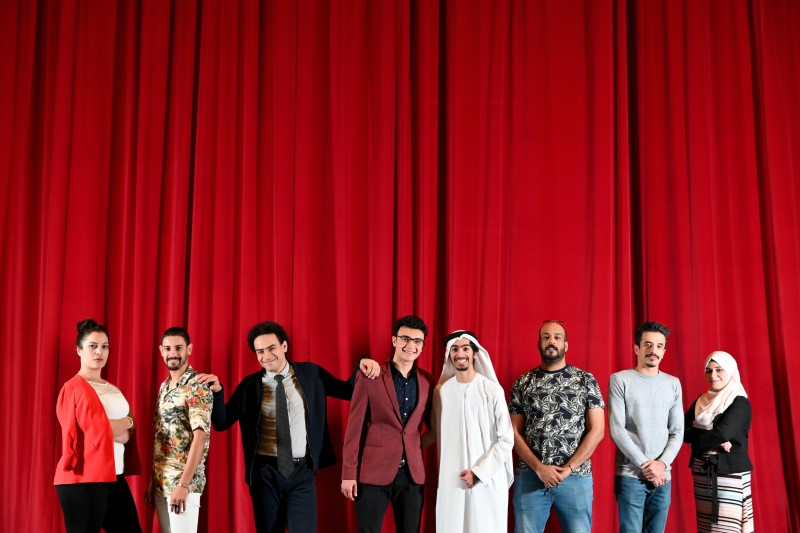 First batch of Sharjah Performing Arts Academy students realises Sheikh Sultan's vision