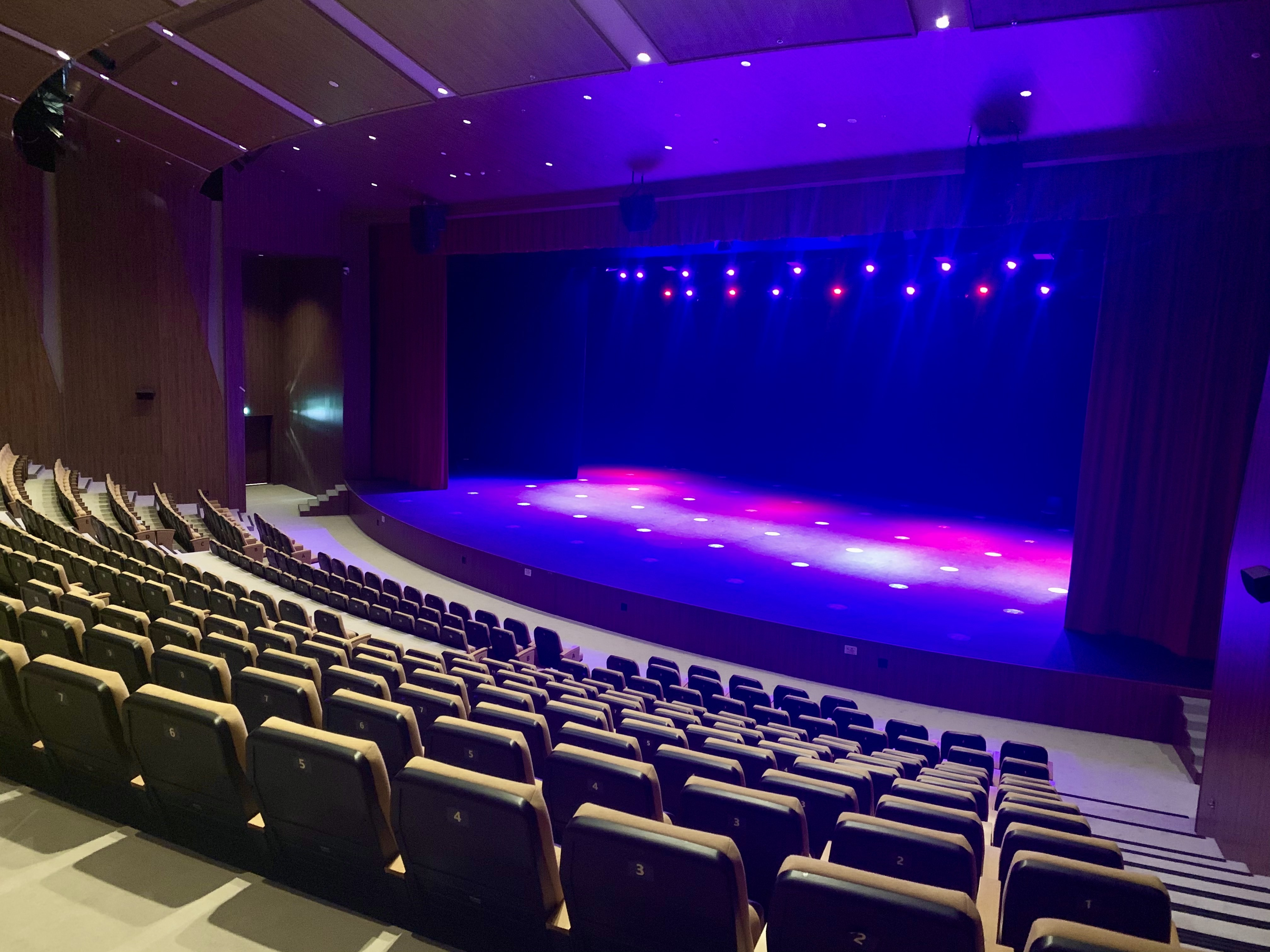 CT Supports Performing Arts Students