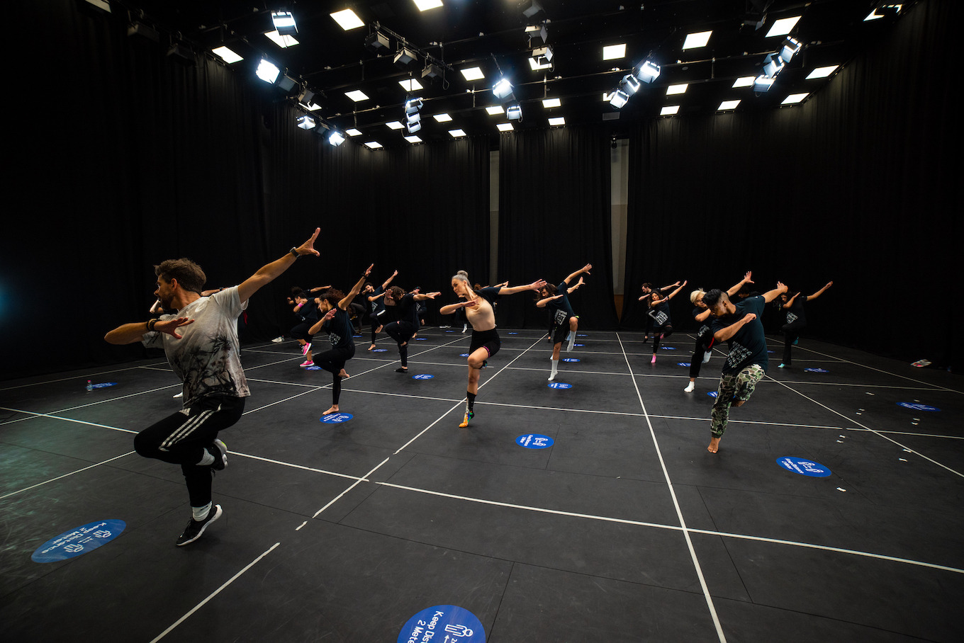 Sharjah Performing Arts Academy offers diploma in professional dance